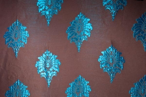 Picture of Brocade Fabric-P