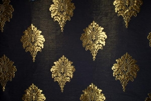 Picture of Brocade Fabric-M