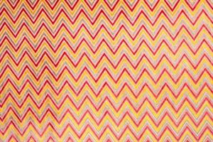 Picture of G- Velvet Print Faux Silk
